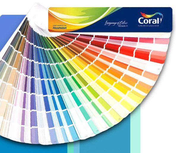 Simulador de Tintas Coral